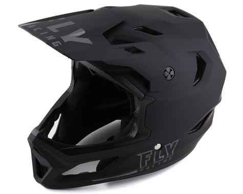 Fly Racing Rayce Helmet (Matte Black) (XS)