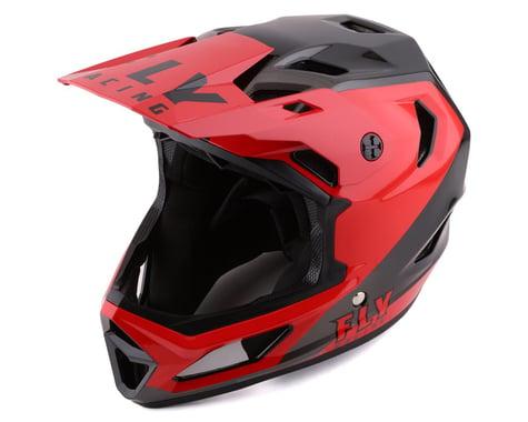 Fly Racing Rayce Helmet (Red/Black) (XS)