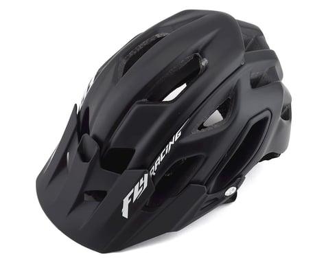 Fly Racing Freestone Mountain Bike Helmet (Matte Black) (XS/S)