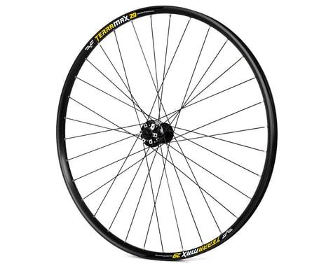 "Forte Terramax Disc Mountain Front Wheel (Black) (QR/15 x 100mm) (29"" / 622 ISO)"