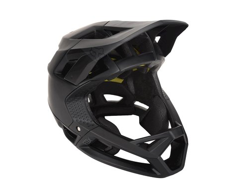 Fox Racing Racing Proframe Full Face Helmet (Matte Black)
