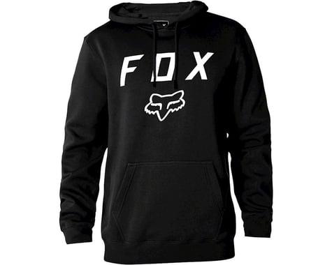 Fox Racing Racing Legacy Moth Men's Pullover Fleece Hoody (Black)