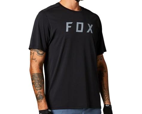 Fox Racing Ranger Fox Short Sleeve Jersey (Black) (S)