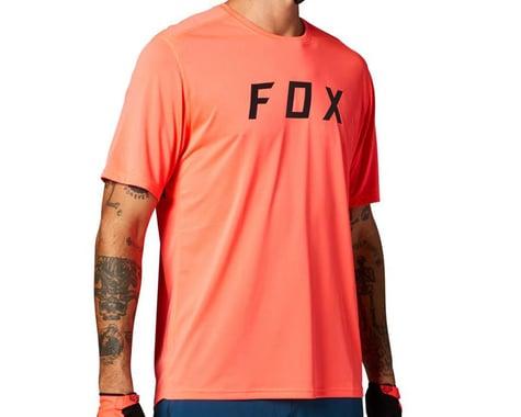 Fox Racing Ranger Fox Short Sleeve Jersey (Atomic Punch) (S)