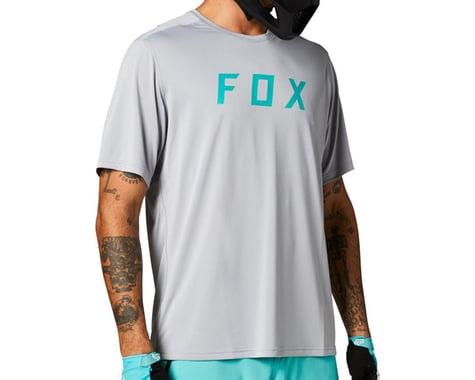Fox Racing Ranger Fox Short Sleeve Jersey (Steel Grey) (M)