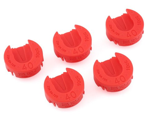 Fox Suspension Float 40 NA2 Volume Spacers (5-Pack) (10cc)