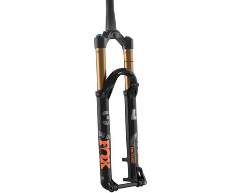 "Fox Suspension 34 Factory Series Trail Fork (Shiny Black) (44mm Offset) (29"") (130mm)"