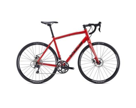 Fuji Bikes Fuji Sportif 1.3 Disc Road Bike - 2016 (Red)