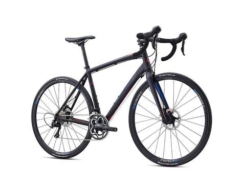 Fuji Bikes Fuji Sportif 1.1 Disc - 2017 (Black/Black)