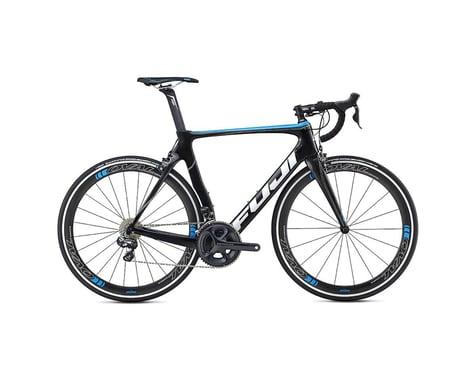Fuji Bikes Fuji Transonic 2.1 Road Bike - 2017 (Carbon/Cyan)