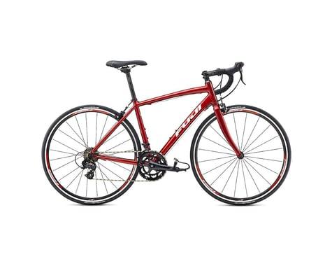 Fuji Bikes Fuji Finest 2.3 Women's Road Bike - 2017 (Red)