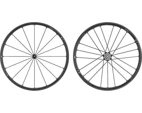 Fulcrum Racing Zero Nite Wheelset (Black) (Shimano/SRAM 11spd Road) (QR x 100, QR x 130mm) (700c / 622 ISO)