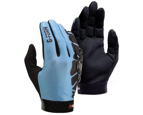 G-Form Sorata Trail Bike Gloves (Turqouise/Black) (S)