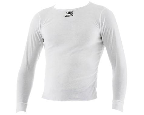 Giordana Long Sleeve Base Layer (White) (S)