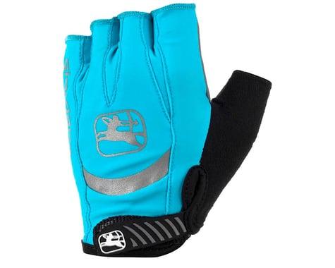 Giordana Women's Strada Gel Gloves (Light Blue) (XL)