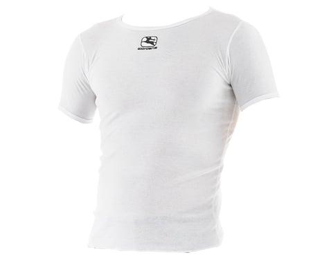 Giordana Dri-Release Short Sleeve Base Layer (White) (S)