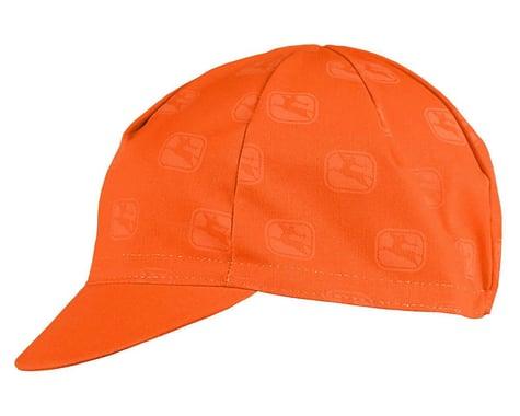 Giordana Sagittarius Cotton Cycling Cap (Orange) (One Size Fits Most)