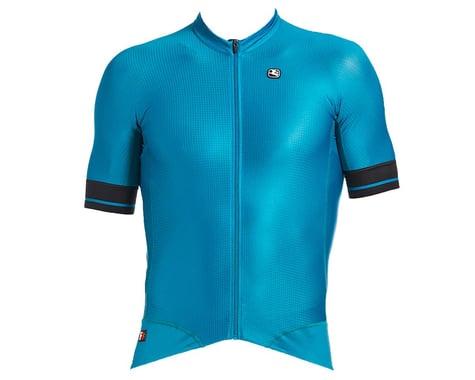 Giordana Men's FR-C Pro Short Sleeve Jersey (Deep Ocean/Black Accents)