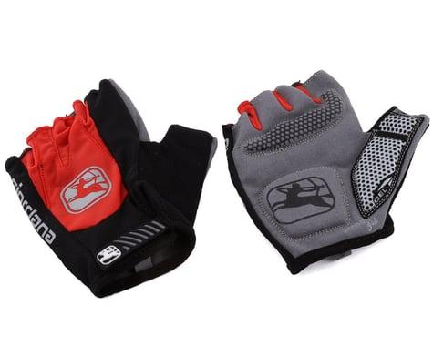 Giordana Strada Gel Gloves (Red) (XL)
