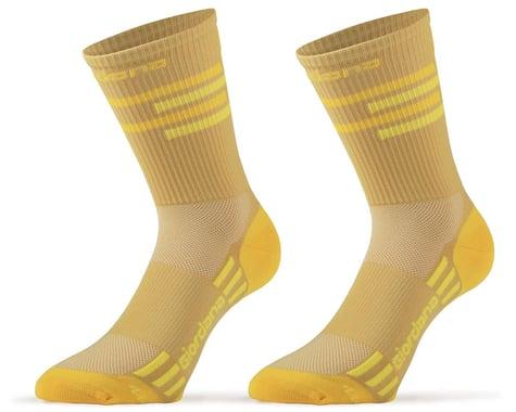 Giordana FR-C Tall Lines Socks (Gold/Yellow) (S)
