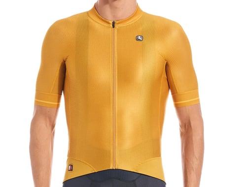 Giordana Men's FR-C Pro Short Sleeve Jersey (Mustard Yellow) (M)