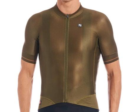 Giordana Men's FR-C Pro Short Sleeve Jersey (Olive Green) (L)