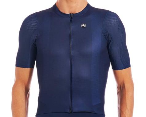 Giordana SilverLine Short Sleeve Jersey (Navy Blue) (S)