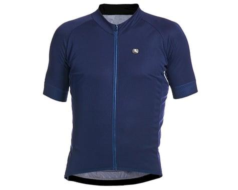 Giordana SilverLine Short Sleeve Jersey (Navy) (2XL)