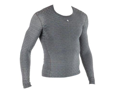 Giordana Ceramic Long Sleeve Base Layer (Grey) (2XL)