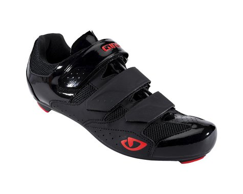Giro Skion Road Shoes - Performance Exclusive (Black/Red)