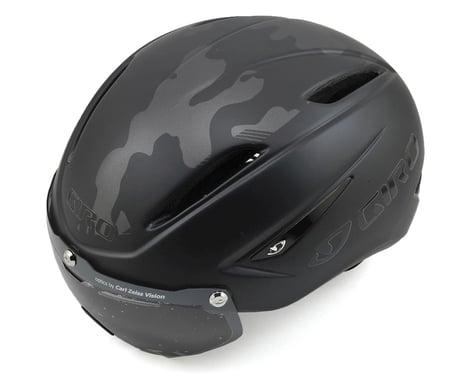 Giro Air Attack Shield Aero Road Helmet (Matte Black Camo)