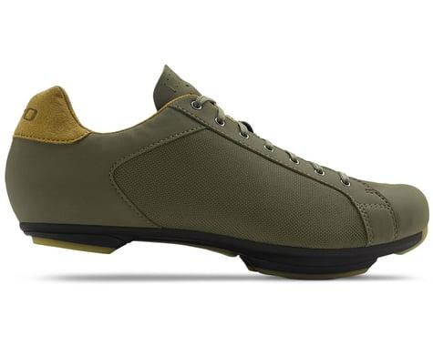 Giro Republic Road Bike Shoe (Army Green/Gum) (46)