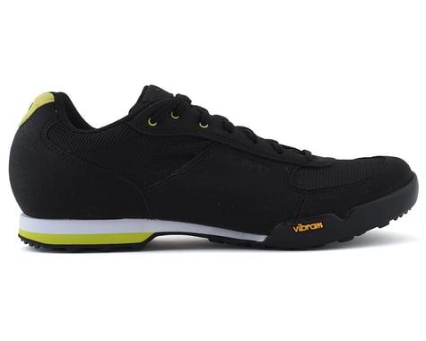 Giro Petra VR Women's Mountain Shoes (Black/Wild Lime) (38)