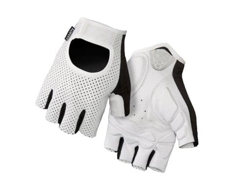 Giro LX Short Finger Bike Gloves (White) (2016) (S)