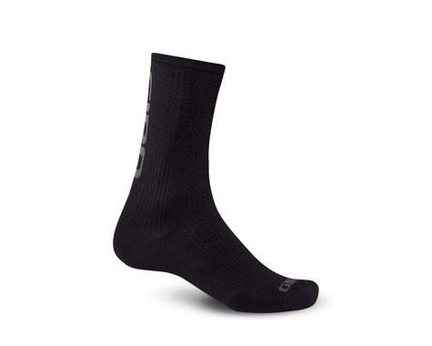 Giro HRc Team Socks (Black/Dark Shadow) (S)