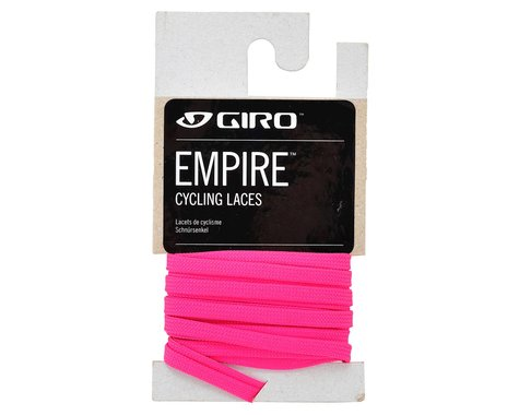 """Giro Empire Laces (Coral Pink) (50"""")"""
