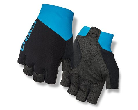 Giro Zero CS Gloves (Blue Jewel/Black)