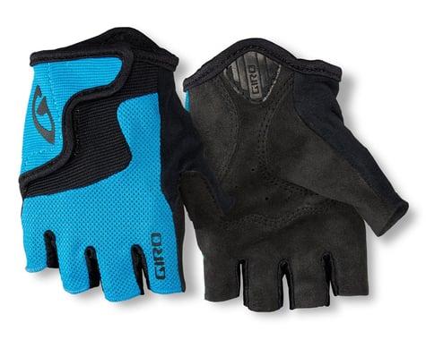 Giro Bravo Jr Gloves (Blue/Black) (Youth XS)