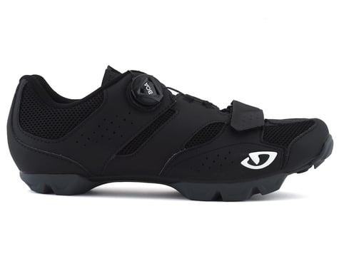 Giro Cylinder Women's Mountain Bike Shoe (Black) (36)