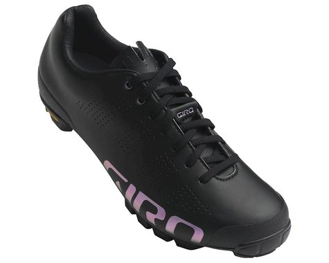 Giro Empire VR90 Women's Lace Up MTB/CX Shoe (Black/Marble Galaxy) (38)