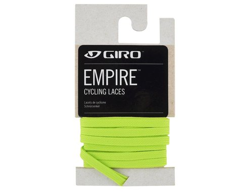 "Giro Empire Laces (Puke Green) (48"")"