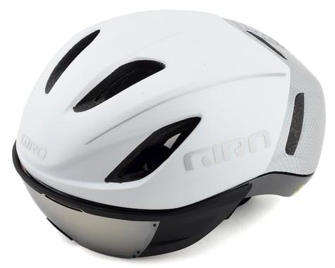 Giro Vanquish MIPS Road Helmet (Matte White/Silver) (M)