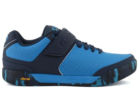 Giro Chamber II Cycling Shoes (Midnight/Blue) (40)