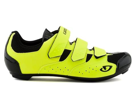 Giro Techne Road Shoes (Hi-Yellow)