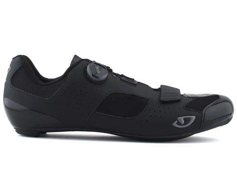 Giro Trans Boa Road Shoes (Black) (39)