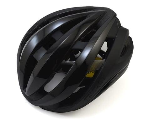Giro Aether Spherical Road Helmet (Matte Black) (M)
