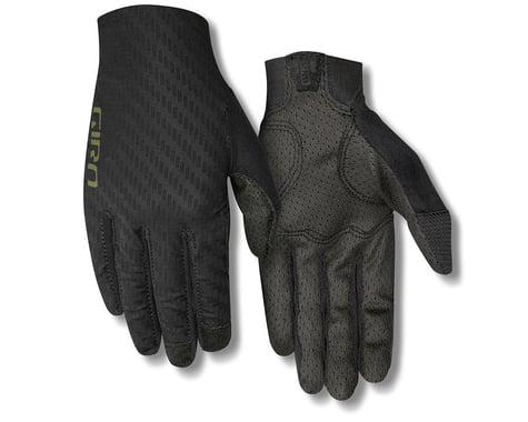 Giro Rivet CS Gloves (Black/Olive) (M)