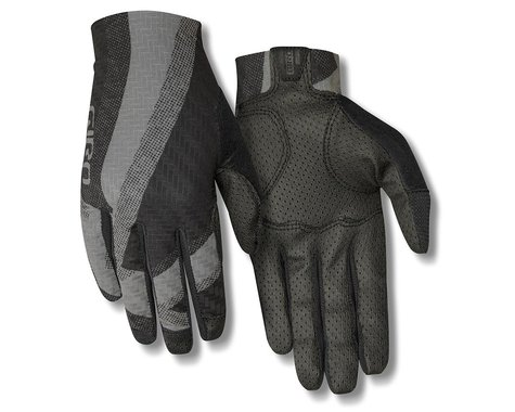 Giro Rivet CS Gloves (Charcoal/Light Grey) (S)