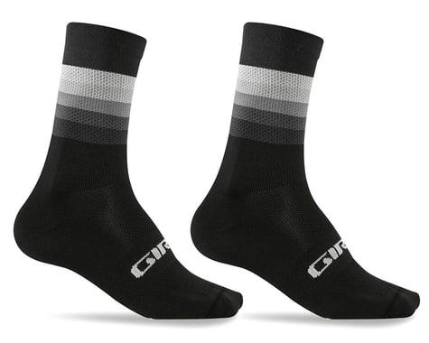 Giro Comp Racer High Rise Socks (Black Heatwave) (S)