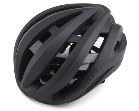 Giro Aether Spherical Road Helmet (Mattte Black Flash) (M)